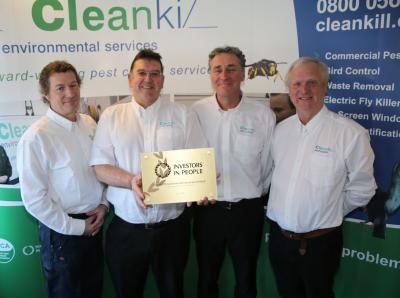 Award winning pest control services